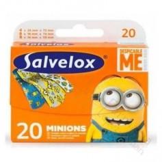 SALVELOX MINIONS 20 UN