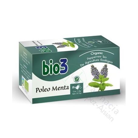 BIE 3 POLEO MENTA 25 BOLS