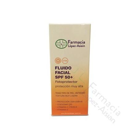 FLUIDO FACIAL SPF 50 PARABOTICA