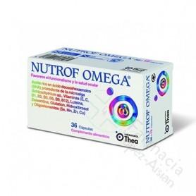 NUTROF OMEGA 36 CAPS