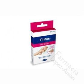 TIRITAS TELA CLASSIC 20 UN