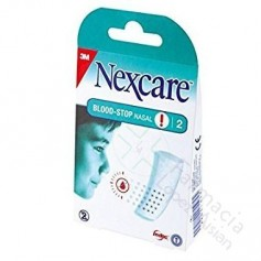 NEXCARE BLOOD STOP TAPON NASAL 2 U