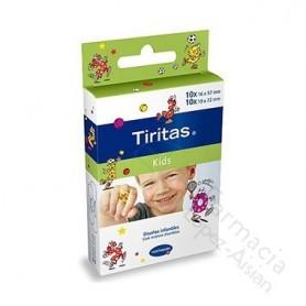 TIRITAS PLAST 10 TIRAS