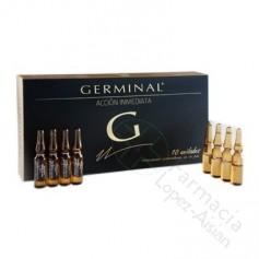 GERMINAL ACCION INMEDIATA 1,5 ML 10 AMP