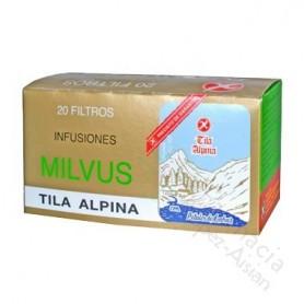 TILA ALPINA MILVUS 20 BOLS