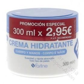 FARLINE CR CUERPO-MANOS 300 ML