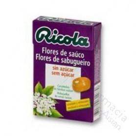 RICOLA FLOR SAUCO S-AZ CAJA