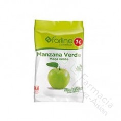 FARLINE SWEET MANZANA 50G 10U