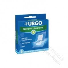 URGO WATERPROOF XL SURTIDO 5 APOSITOS