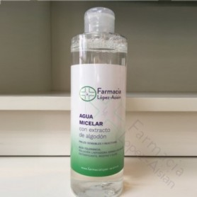 AGUA MICELAR FARMACIA 390ML