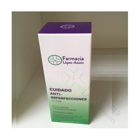 CUIDADO ANTIIMPERFECCIONES OIL-FREE FARMACIA