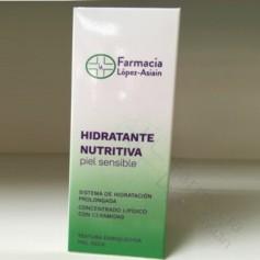CREMA HIDRATANTE NUTRITIVA FARMACIA