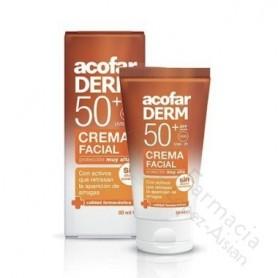 ACOFARDERM SPF 50+ CREMA FACIAL 50 ML
