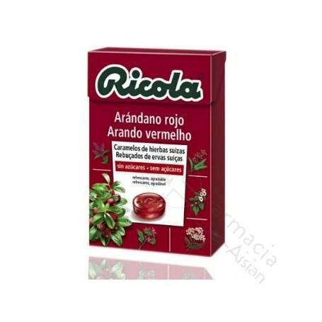 RICOLA ARANDANO S-AZ CAJA