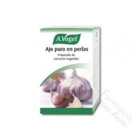 AJO PURO A. VOGEL 120 PERLAS