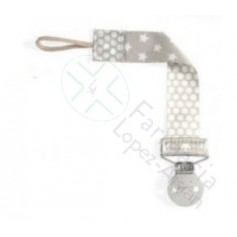 CLIP CHICCO FASHION GRIS