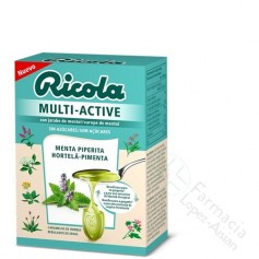 RICOLA MULTIACTIVE MENTA PIPERITA