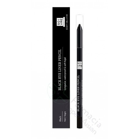 SOIVRE BLACK EYE LINER PENCIL