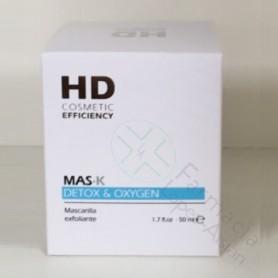 HD MAS.K DETOX OXYGEN MASCARILLA EXFOLIANTE