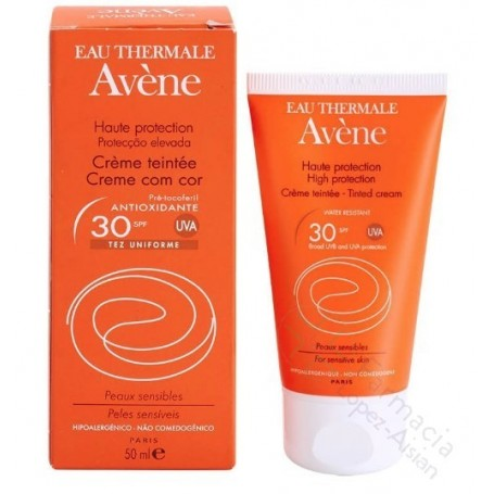 AVENE CREMA COLOR OIL FREE SPF-30 ALTA PROTEC 50 ML