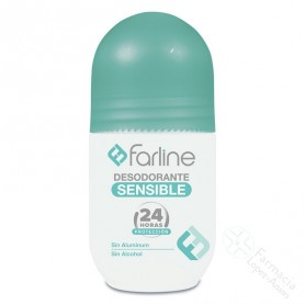 FARLINE DESODORA SENSIBLE 50ml