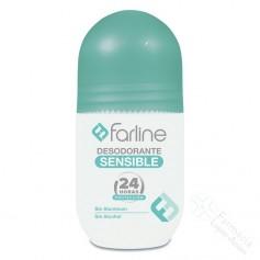 FARLINE DESODORA SENSIBLE 50ml
